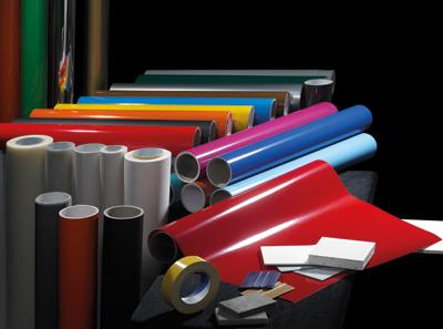 Haftklebstoffe für PVC Folien